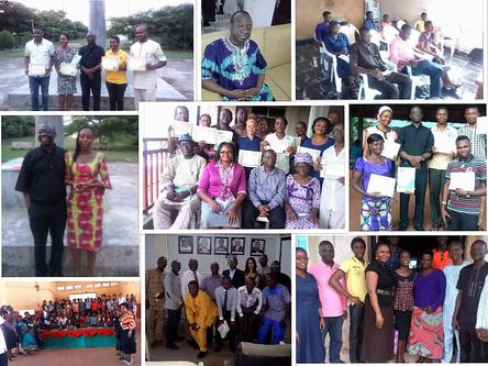 Historic GoE Trainings in Nigeria
