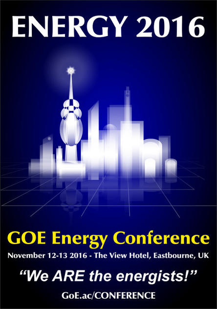 GoE 2016 EFT Energy Conference 2016