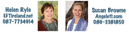 Helen Ryle and Susan Browne - EFT trainers