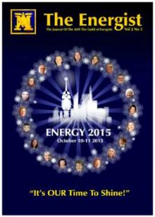 The Energist - Vol 2015.2.3 - It's OUR Time to Shine