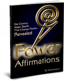 Power Affirmations Special Report 2008