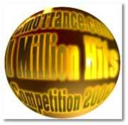 Celebrate EmoTrance.com 1 Million Hits - And Win Great EMO Prizes!