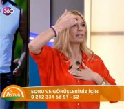 Aynur Apaydin Debuts Energy EFT On Turkish TV