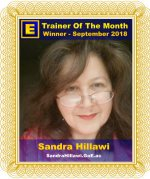 GoE Trainer of the Month - September 2018
