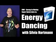 Learn Energy Dancing from EMO with Silvia Hartmann in 6 Minutes!