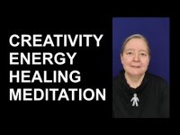 Creativity Healing Energy Meditation - Creating Reality Starts With CREATIVITY!