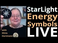 Starlight Fun With The Energy Symbols - Sunday Live with Silvia