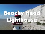 Beachy Head Lighthouse - DJI Mavic 2 Zoom, Sussex Downs, Eastbourne