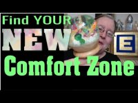 The Comfort Zone Conundrum - it's a start ...