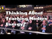 Thinking of becoming a GoE Modern Energy Trainer?