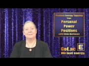 Find YOUR Personal Power Positives with Silvia Hartmann