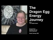 The Dragon Egg Journey! - A Live Modern Energy Meditation with Silvia Hartmann