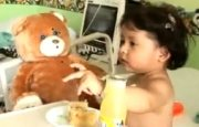 Helping Children with Cancer using EFT & Tappy Bear