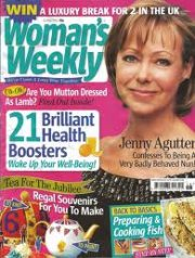 Woman's Weekly Recommends EFT for Weight Loss