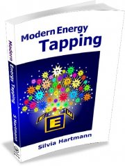 Experience Silvia Hartmann's MODERN Energy Tapping Book!