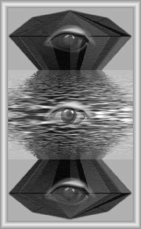 Crystal Eye Illustration for Connections Chapter Enchanted World