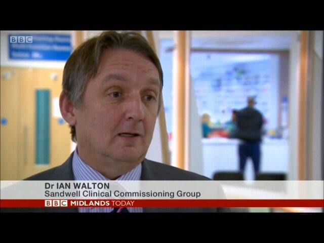 Dr Ian Walton - Sandwell Clinical Commissioning Group