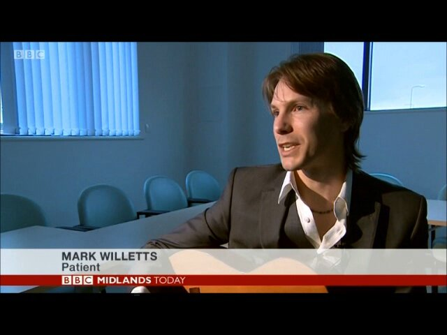 Mark Willetts (Patient)