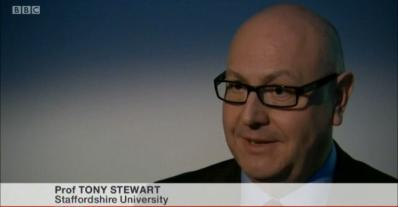 BBC Midlands Interviews Prof Tony Stewart about EFT