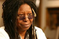 Whoopi Goldberg Conquers Fear of Flying Using TFT