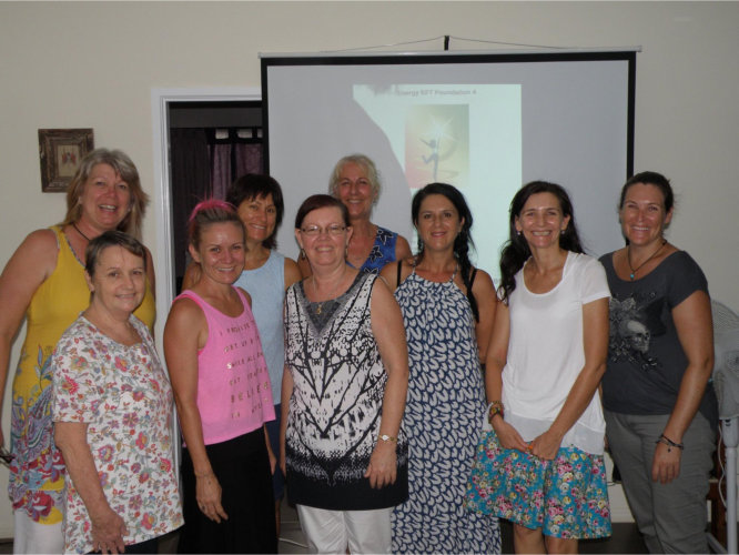 Energy EFT Foundation - First Live Training Report