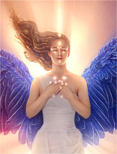 Tapping With The Angels - EFT Article