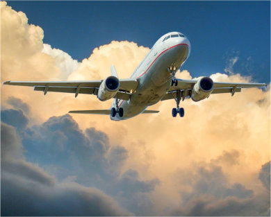 Do You Suffer From A Fear Of Flying? - Energy EFT Article
