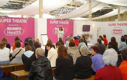 EFT and EMO Success at the Vitality Show