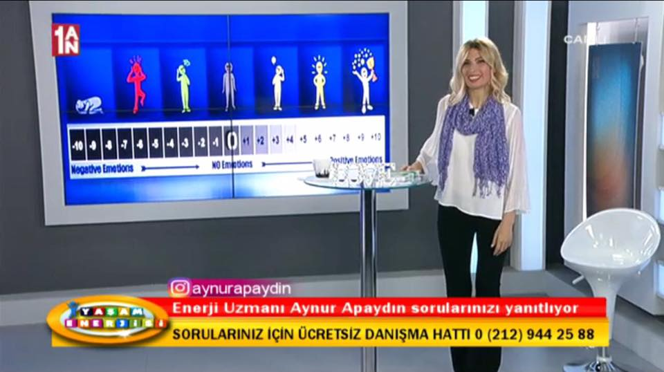 Modern Energy On TV With Aynur Apaydin
