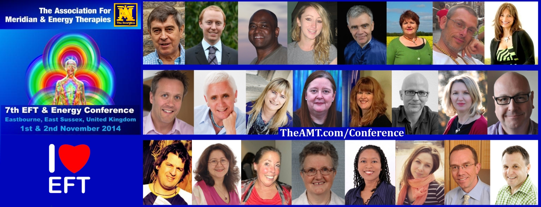 EFT & Energy Conference 2014 Presenters