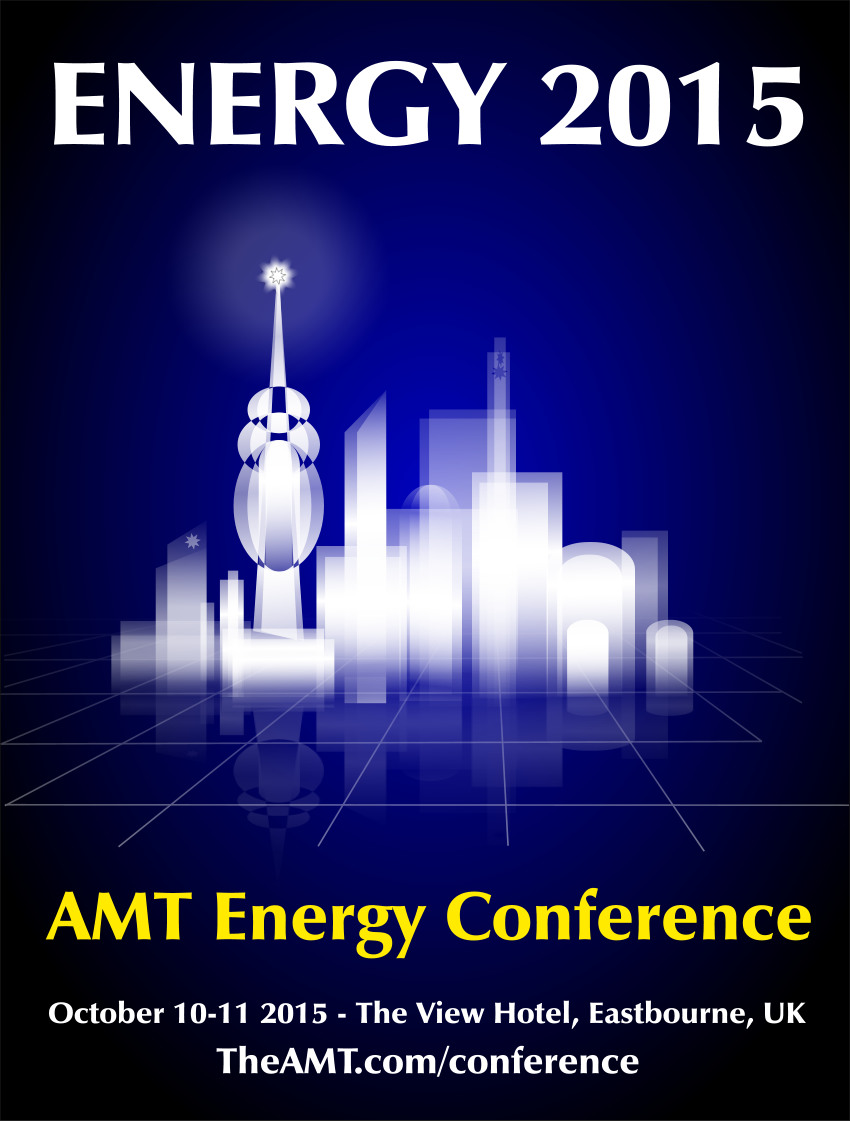 AMT Energy Conference 2015 Poster