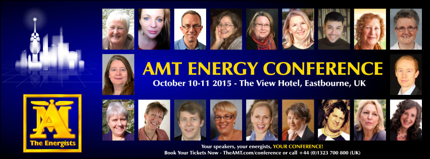 AMT Energy Conference 2015 Presenters