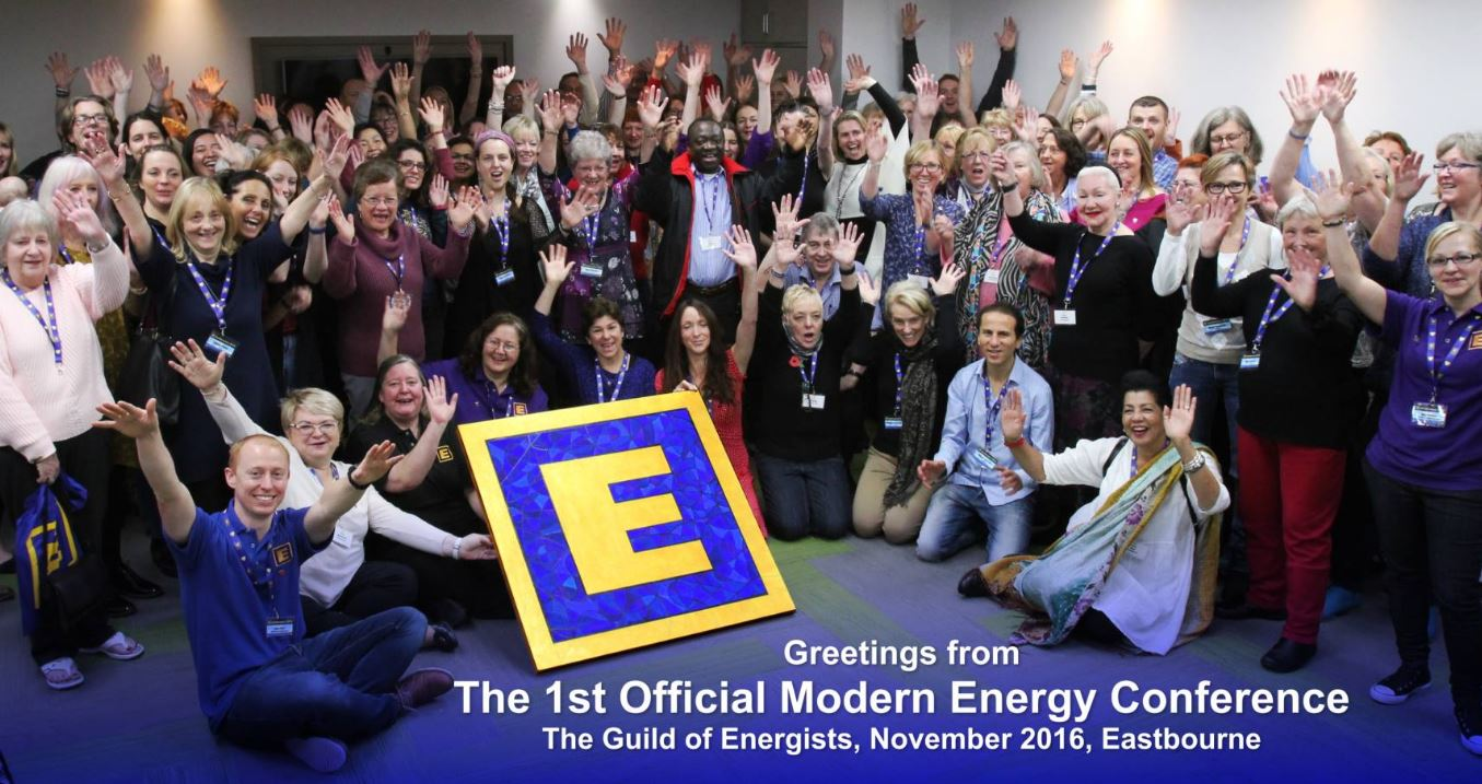 GoE Energy Conference 2016 Group Shot