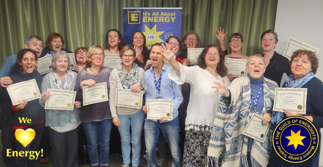 GoE Energy Conference 2016 Trainers Course
