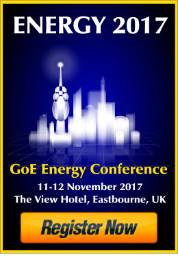 GoE Energy Conference - Three Months To Go!