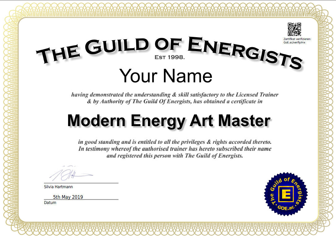 Master of Modern Energy Art