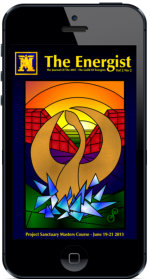 The Energist Magazine - Spring 2015 (Vol.2 No.2) Digital Edition Now Available!