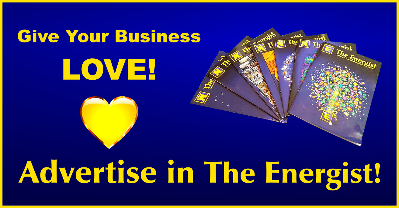 Advertise in The Energist Magazine