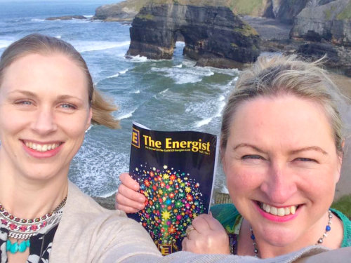 Energist Magazine in Ireland