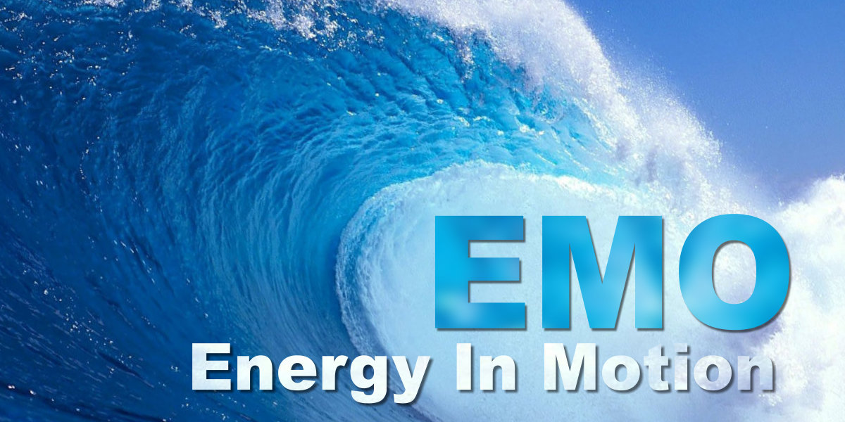 EMO Energy In Motion Ocean Wave - Oceans of Energy!