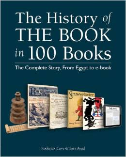 The History of The Book in 100 Books - Order from Amazon