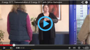 Watch an Energy EFT video online and learn to tap on energy points with Silvia Hartmann