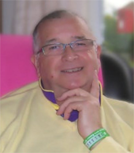 Roy Riseborough, Energy EFT Master Practitioner, UK