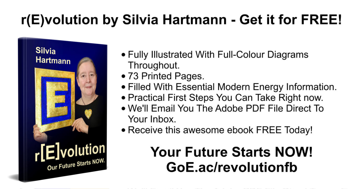 r(E)volution by Silvia Hartmann - Get it FREE!