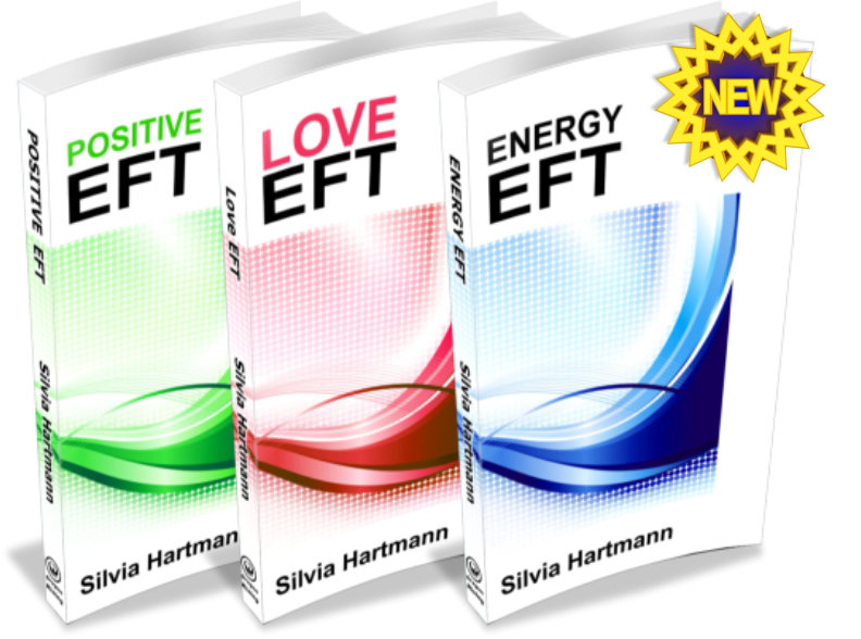 Energy EFT, Love EFT, Positive EFT - 3 books in 1