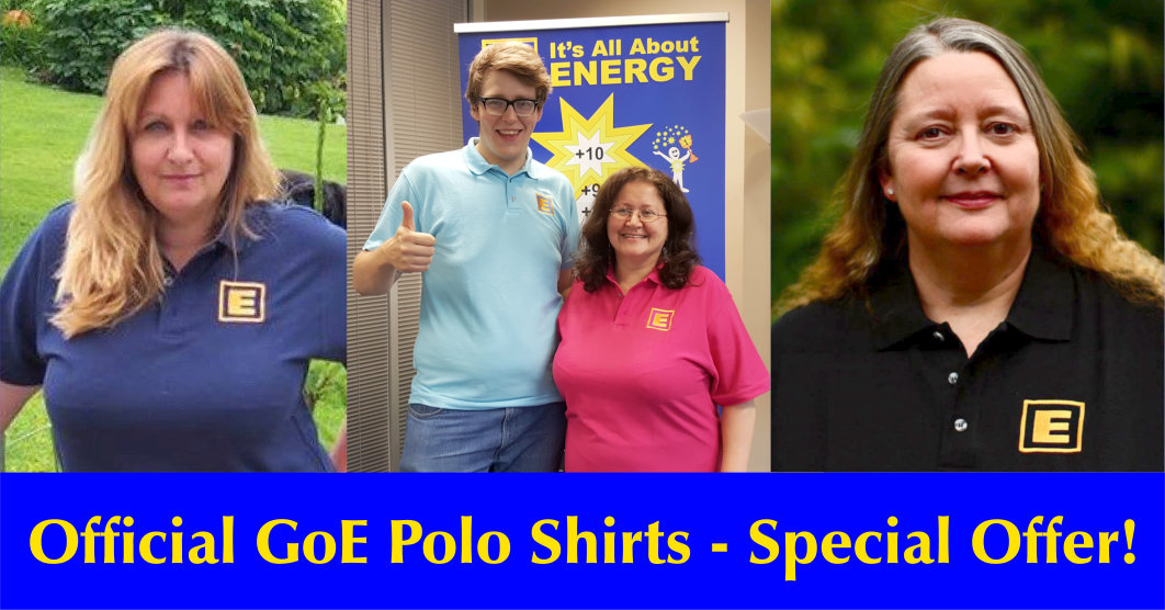 "GoE ""Big E"" Polo Shirts"