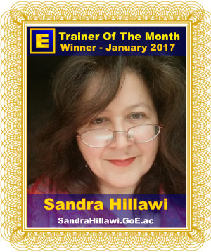 GoE Trainer of the Month - January 2017