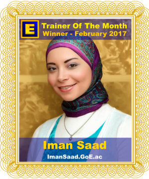 GoE Trainer of the Month - February 2017