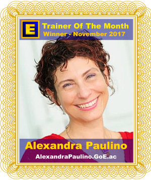 GoE Trainer of the Month - November 2017