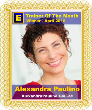 GoE Trainer of the Month - April 2018